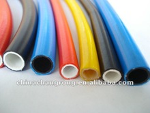 Polyamide reinforced hose/nylon paint hose/nylon cover braided hose