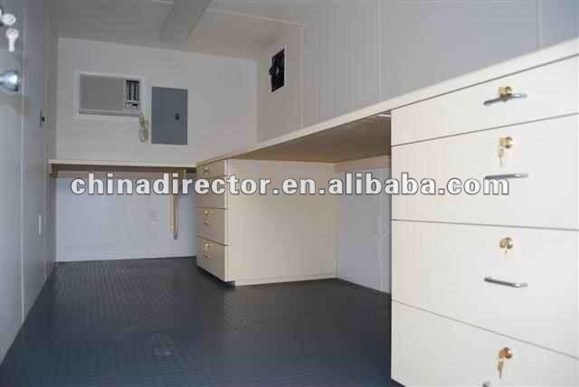 Panel s ndwich hogar de contenedores moderna - Casas panel sandwich ...