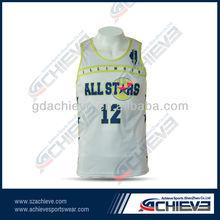 custom basketball jersey/wear /custom basketbal uniform