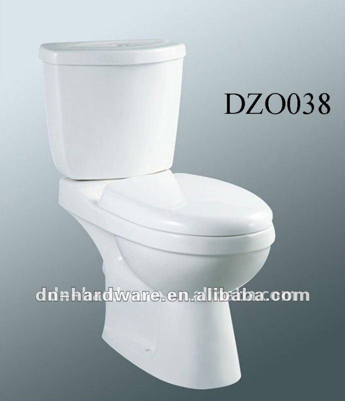 DZO038 Two Piece western toilet