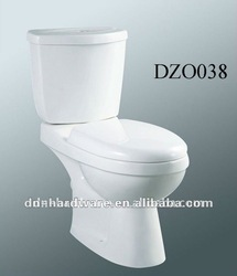 DZO038 Two Piece western toilet