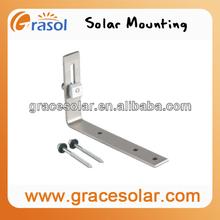 Tile Roof Hooks for Solar Mounting System, Stainless Hooks, SUS304 Hooks