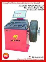 Car wheel balancing machine MST-100 static wheel balancer with 2 wheel balancing scooter