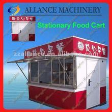 4 ALMFC12 Hotsale Mobile Sales Van