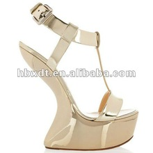 Cheap high heels sandals 2014!women no heel sandals