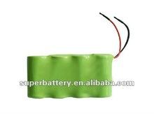 nimh sc 4.8V 3000mAh rechargeable battery pack