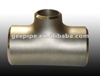 asme b16.9 forged stainless steel tee
