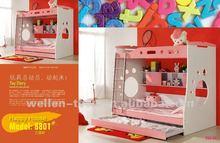 WM8801 2012 Stylest children bedroom furniture