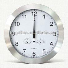 wall clock humidity and temperature