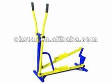 Steel Outdoor Fitness Equipment factory - Elliptical Trainer - OK-T07