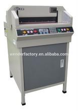 Professional manufacturer WD-450VSG+ Numerical-Control 450mm paper cutter