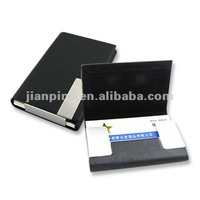 PU Leather Business Card Case