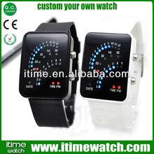 itimewatch black binary watch paypal