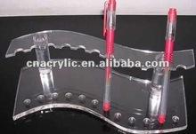 acrylic pen holder, pen holder