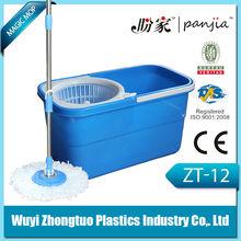 floor cleaning plastic mop bucket,ZT-12