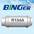 r134a con aceite de alta pureza