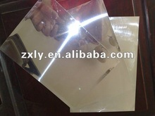 Aluminium reflector/mirror sheet