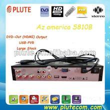 FTA Digital Satallite Receiver Ali3329E Az America S810B HD