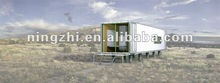 living 40ft container house/modify and design for container homes
