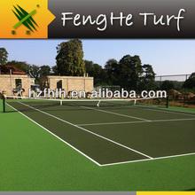 Quality first Artificial grass carpet,tennis ground installation