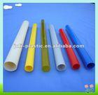 hard plastic pvc tube