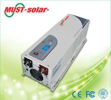 <MUST Solar>Generator 48v dc to ac 4000w 4kw Inverter pure sine wave converter