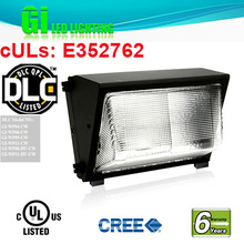 Top quality DLC UL CUL listed 6 years warranty 30W LED wall packs