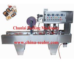 BG-2KC fast food tray sealing machine tray sealer