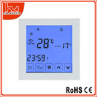 LCD PC shell touch screen air conditioner controller