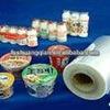 pof plastic heat shrink film rolls for instant noodles/drinks/bowls