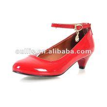 shoes design ladies shoes 2012 women low heel sexy shoes GPC6901