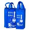 1 bottle non-woven cooler bag