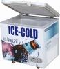 Solar DC 12V-43V mobile car freezer,DC compressor solar refrigerator freezer