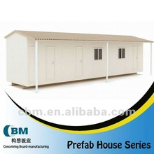 Temporary Site Office Fireproof Movable Home
