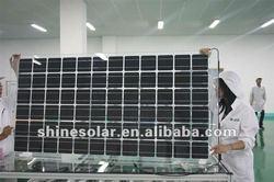 solar thermal 20watt monocrystalline PV solar panel
