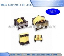 HF/HV Small Electrical Transformer, Vertical or Horizional SMT Type, with ER/ETD EMI Ferrite Core