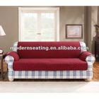 Elegant red pet sofa cover\peach skin furniture cover