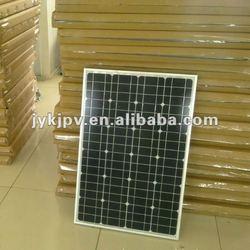 price per watt solar panels 75w solar module