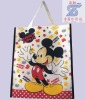 cartoon full colors Laminated eco PP Non Woven gift packing Bags