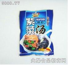 Sunurt fresh shrimp flavor seaweed for soup or salad ect