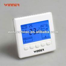 HVAC AC24V digital thermostat programable