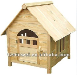 wooden dog house,elegant wooden pet house, modular wooden dog cage