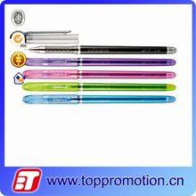 Hot sales multicolor magnetic ink pen