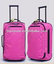 2012 hot design fashion trolley bag