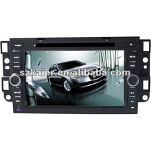 "7"" Car navigation and entertainment system for Chevrolet Lova with 8CD,BT,IPOD,TV and IPHONE menu"