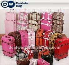 2013 Classical Luggage ,Steamer Trunk ,Luggage Box
