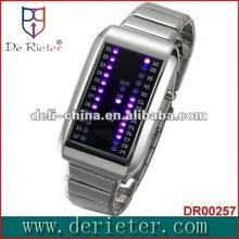 de rieter watch watch design and OEM ODM factory men's watch led
