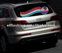 Equalizer EL Car Sticker-2012 newest designs