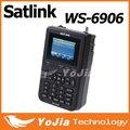 Original Satlink ws-6906 DVB-S FTA Digital Satellite Finder medidor