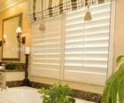 Outdoor/Indoor Operable Louvered Ventilate PVC Window Blind